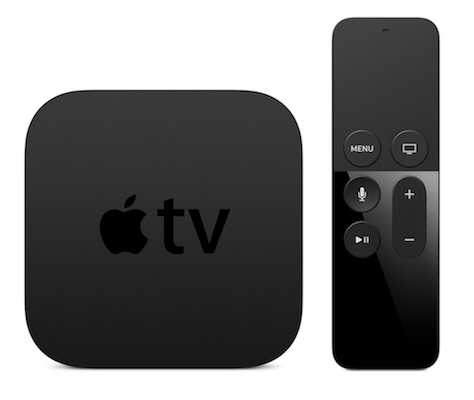 New Apple TV!